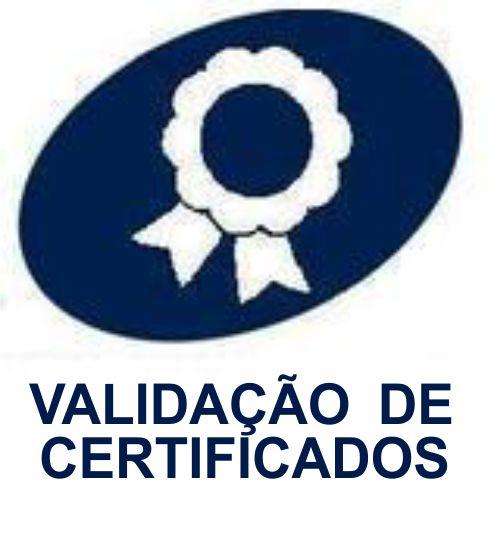 VALIDAR CERTIFICADO